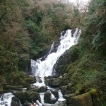 Torc Waterfall Killarney Kerry